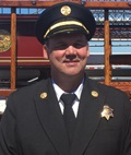 Fire Marshal & Assistance Deputy Chief - Dan de Cossio