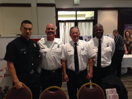 Recruitment - image of recruitment team attending a community event