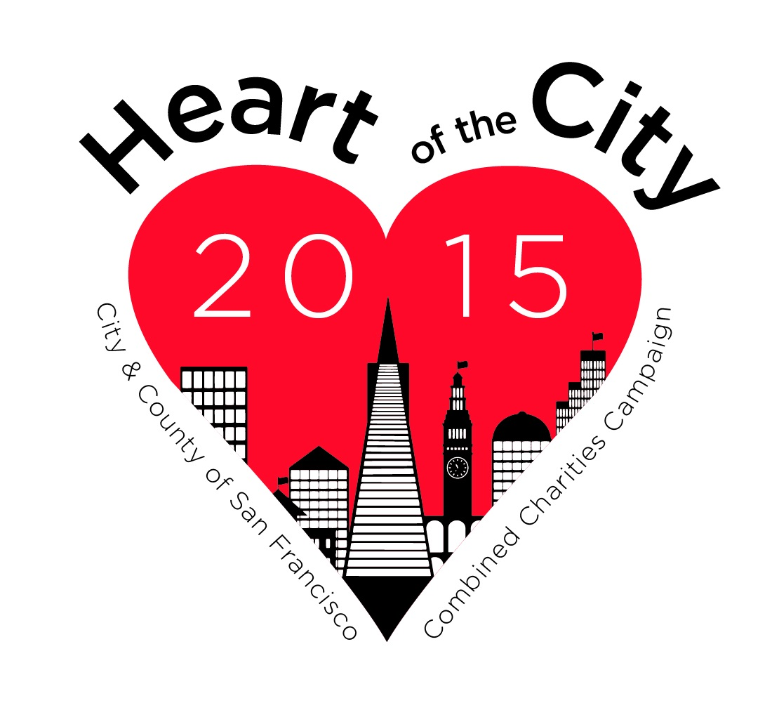 Heart of the City 2015 logo - Click here for the Heart of the City Combined Charities Campaign